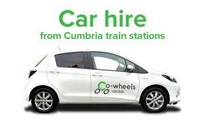 Car hire in the lake district