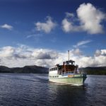 One of Ullswater steamer heritage vessels