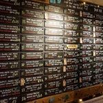Crafty Baa and over 100 different beers